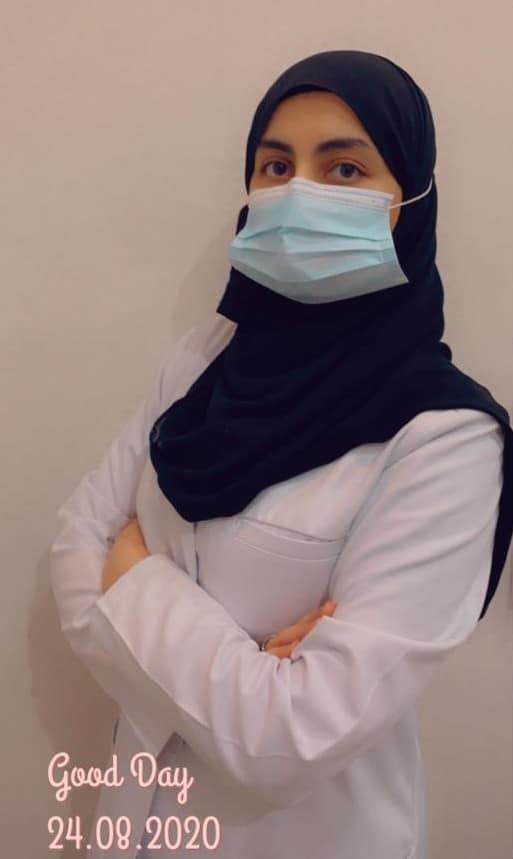 دكتورة عائشة السعيد أخصائية تجميل الفم والأسنان | الرياض